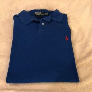 Men's Blue Polo by Ralph Lauren XXL